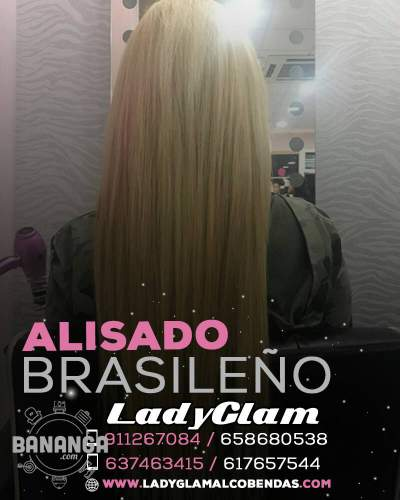 NO LO PIENSES MAS Y VEN A LADY GLAM