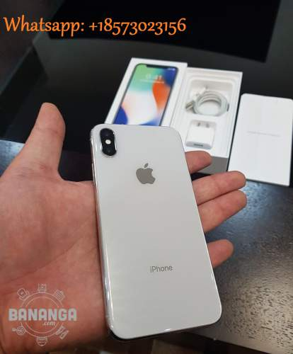 Apple Iphone X 256gb Blanco Desbloqueado