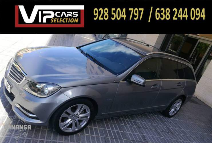 MERCEDES-BENZ - CLASE C STATE SW IMPECABLE