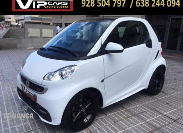 SMART FORTWO FULL EXCLUSIVO