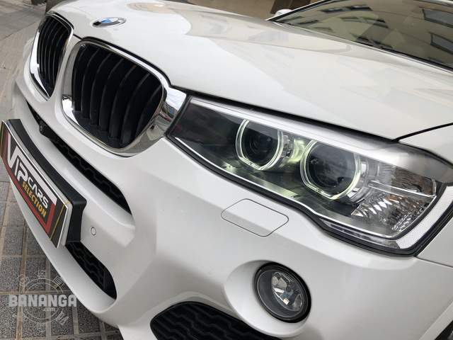Bmw X4 xDrive20d Pack M
