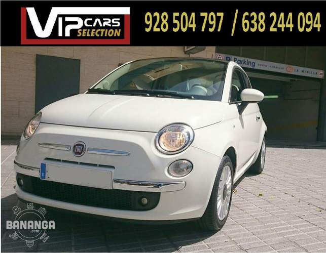 FIAT - 500 IMPECABLE