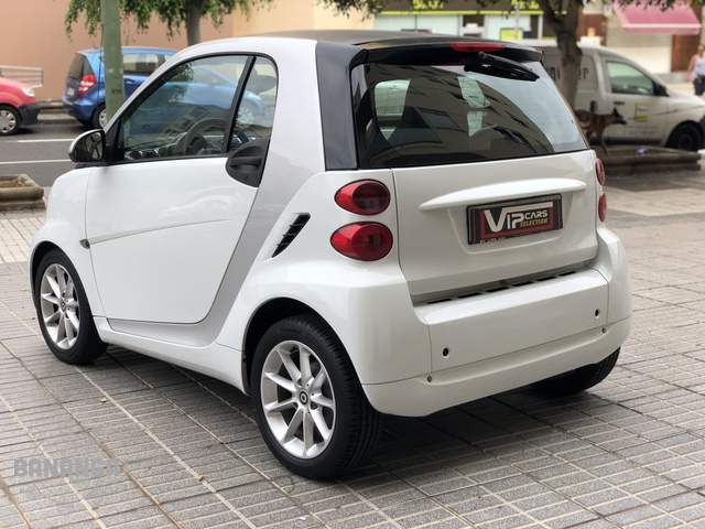 SMART - FORTWO COUPE 45 MHD